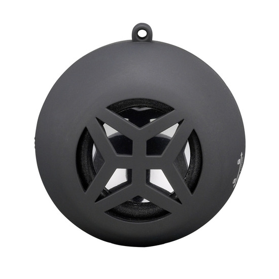 I WANT IT ISPEAK11 Portable Speaker - Black