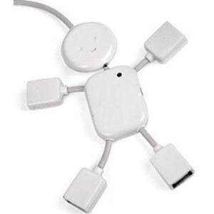 Photo of Man Shaped 4 Port USB Hub USB Hub
