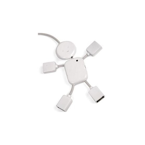 Man Shaped 4 Port USB Hub