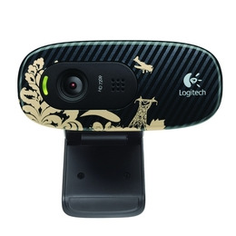 LOGITECH C270 HD Webcam - Victorian Wallpaper Reviews