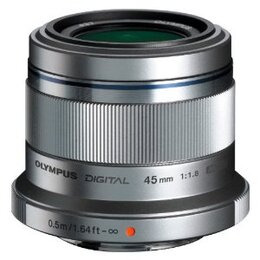Olympus M. Zuiko Digital 45mm f/1.8 Reviews