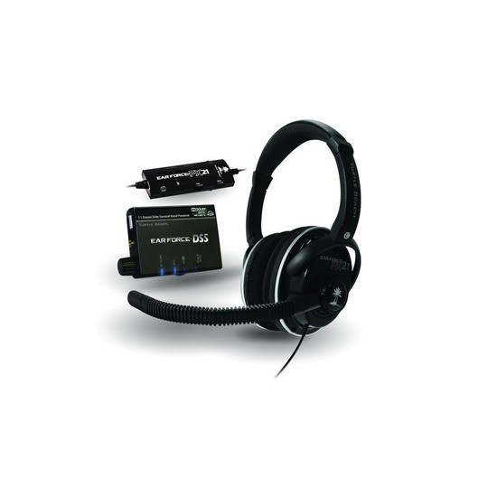 Turtle Beach DPX21 Ear Force