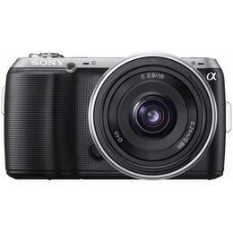 Sony Alpha NEX-C3A with 16mm lens Reviews