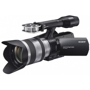 Photo of Sony Handycam NEX-VG20 With 18-200MM Lens Camcorder