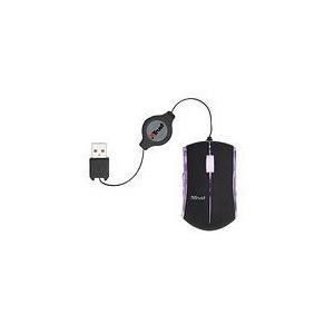 Photo of Trust MI-2750P Optical USB Multicolour Mini Mouse Computer Mouse