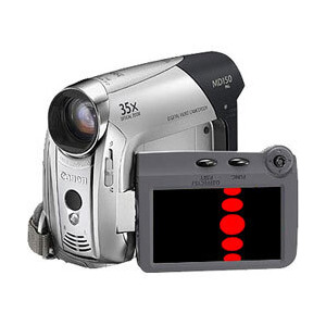 Photo of Canon MD150 Camcorder