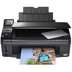 Photo of Epson Stylus DX8450 Printer