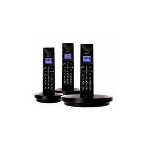 Photo of I-DECT X1 2PK BLK Landline Phone