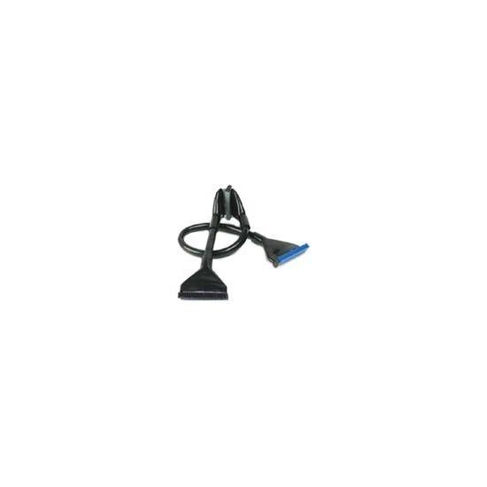 Akasa - IDE / EIDE cable - UDMA 66/100/133 - 40 PIN IDC (F) - 40 PIN IDC (F) - 45 cm