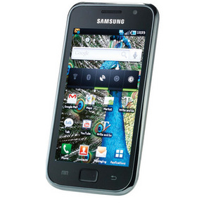 Photo of Samsung Galaxy S Plus Mobile Phone