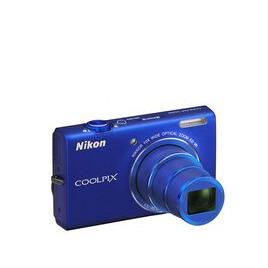 Nikon Coolpix S6200 Reviews