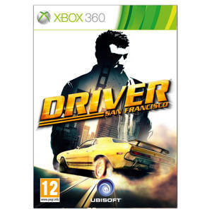 Photo of Driver: San Francisco (XBOX 360) Video Game