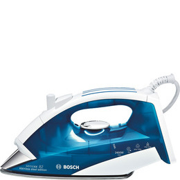 Bosch TDA3605GB Stainless Steel Edition Steam Iron - Night Blue & White Reviews