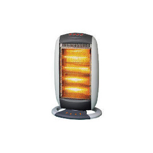 Photo of Tesco Halogen Heater 1600W Electric Heating