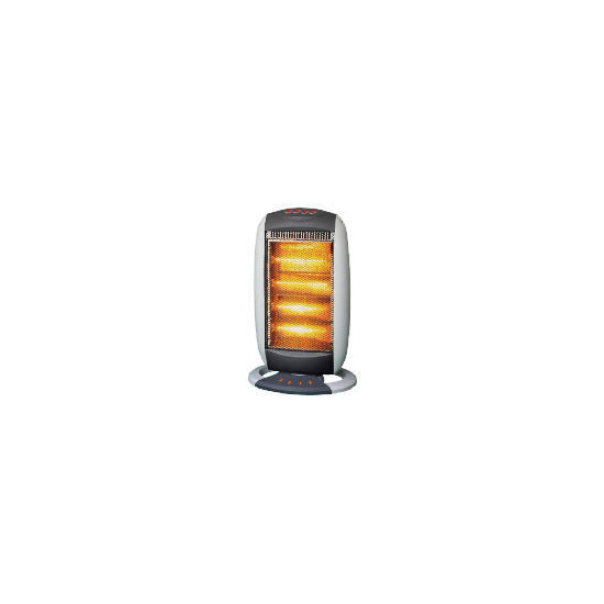 Tesco Halogen Heater 1600w