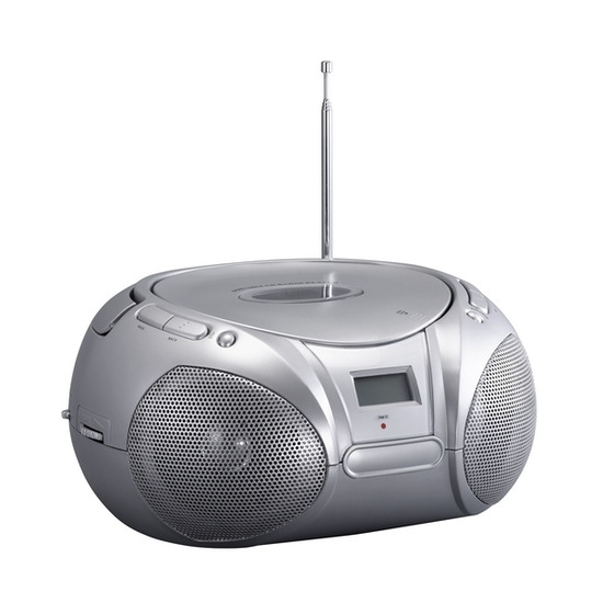 Currys Ess CCDBOOM11 Portable CD Stereo