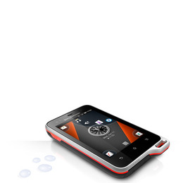 Sony Ericsson Xperia Active Reviews