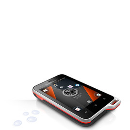 Sony Ericsson Xperia Active Reviews