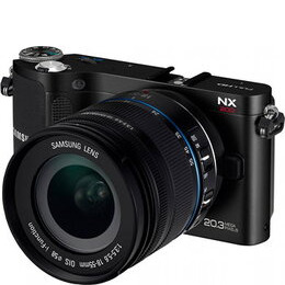 Samsung NX200 with 18-55mm lens Reviews