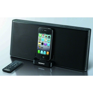 Photo of Sony RDP-X30IP iPod Dock