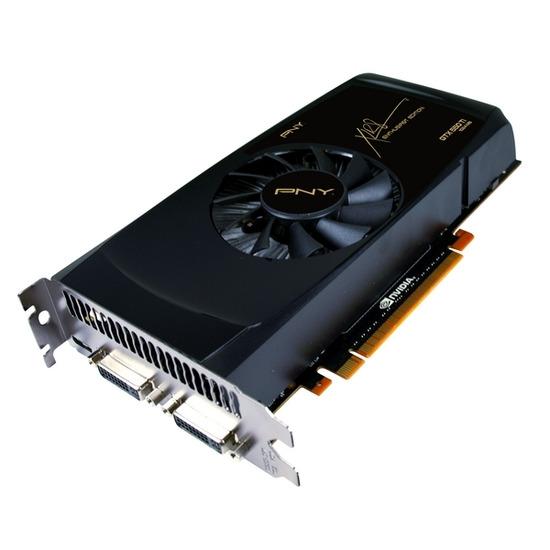 PNY GTX 550 Ti PCIe (1GB)