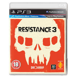 Photo of Resistance 3 Video Game