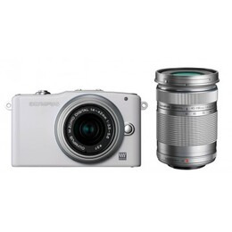 Olympus PEN E-PM1 with 14-42mm and 40-150mm lenses Reviews