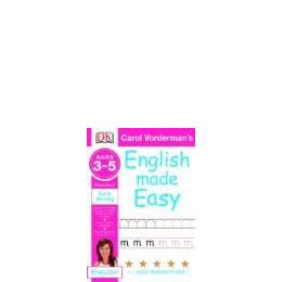 English Made Easy Early Writing: Preschool Ages 3-5 Carol Vorderman Reviews