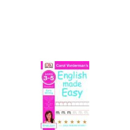 English Made Easy Early Writing: Preschool Ages 3-5 Carol Vorderman Reviews