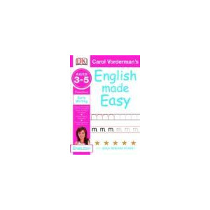Photo of English Made Easy Early Writing: Preschool Ages 3-5 Carol Vorderman Book