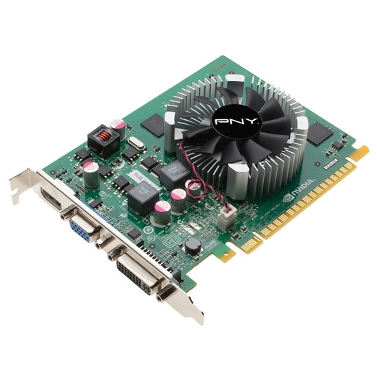 PNY GT 440 PCI-E Graphics Card - 1 GB