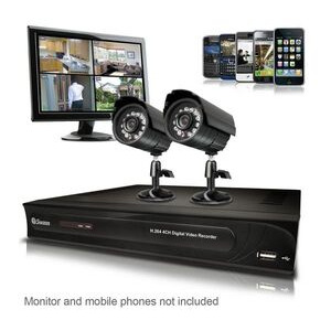 Photo of Swann SWDVK-412002 CCTV