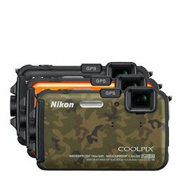 Nikon Coolpix AW100 Reviews