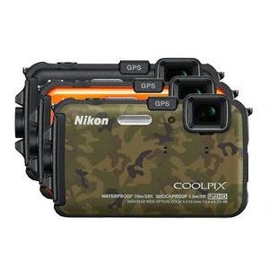 Photo of Nikon Coolpix AW100 Digital Camera