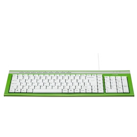 Logik LKBWG11 Keyboard - Green Reviews