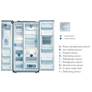 Photo of LG GWB207FSQA Fridge Freezer