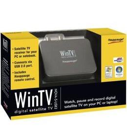 Hauppauge WinTV-Nova-S-USB2 DVB-S Satellite USB Reciever Reviews
