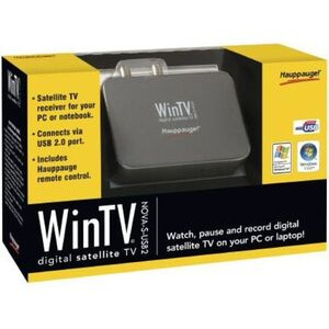Photo of Hauppauge WINTV-Nova-S-USB2 DVB-S Satellite USB Reciever Television Card