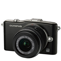 Olympus PEN E-PM1 with 14 -42mm lens Reviews