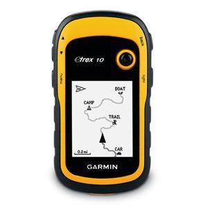 Photo of Garmin ETrex 10 Satellite Navigation