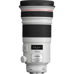 Photo of Canon EF 300MM F/2.8L IS II USM Lens