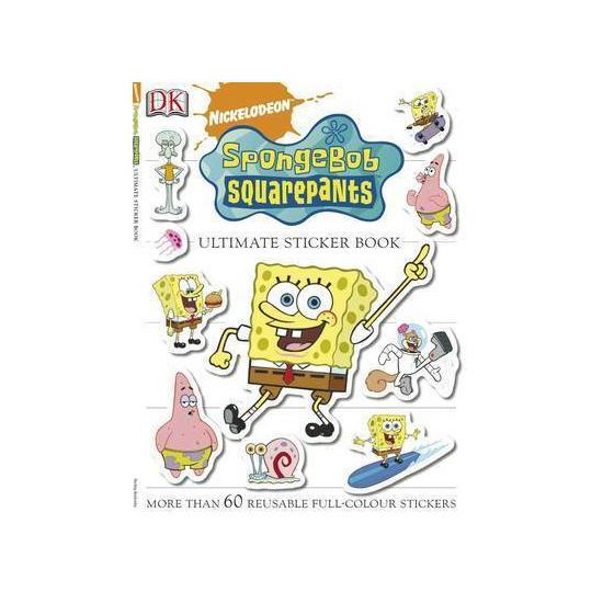 SpongeBob Squarepants Ultimate Sticker Book