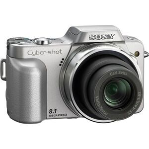 Photo of Sony Cybershot DSC-H3 Digital Camera
