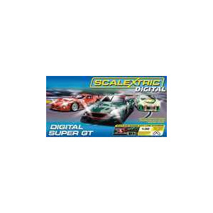 Photo of SCALEXTRIC C1201 RACING Toy