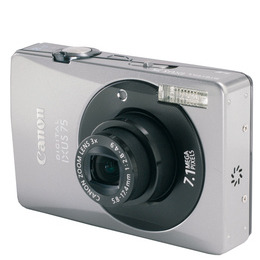Canon Digital IXUS 75 Reviews