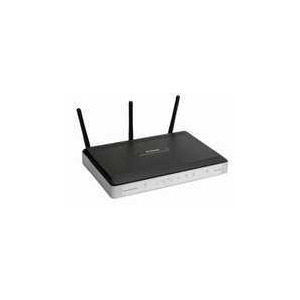 Photo of D-Link RangeBooster N ADSL2 Router