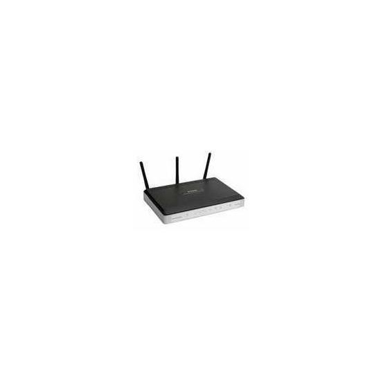 D-Link RangeBooster N ADSL2