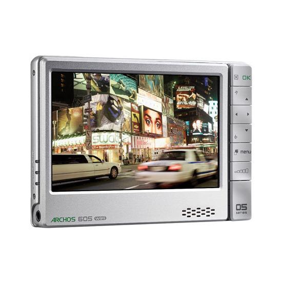 Archos 605 WiFi 80GB