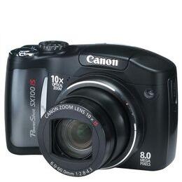 Canon Powershot SX100 Reviews