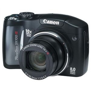 Photo of Canon Powershot SX100 Digital Camera